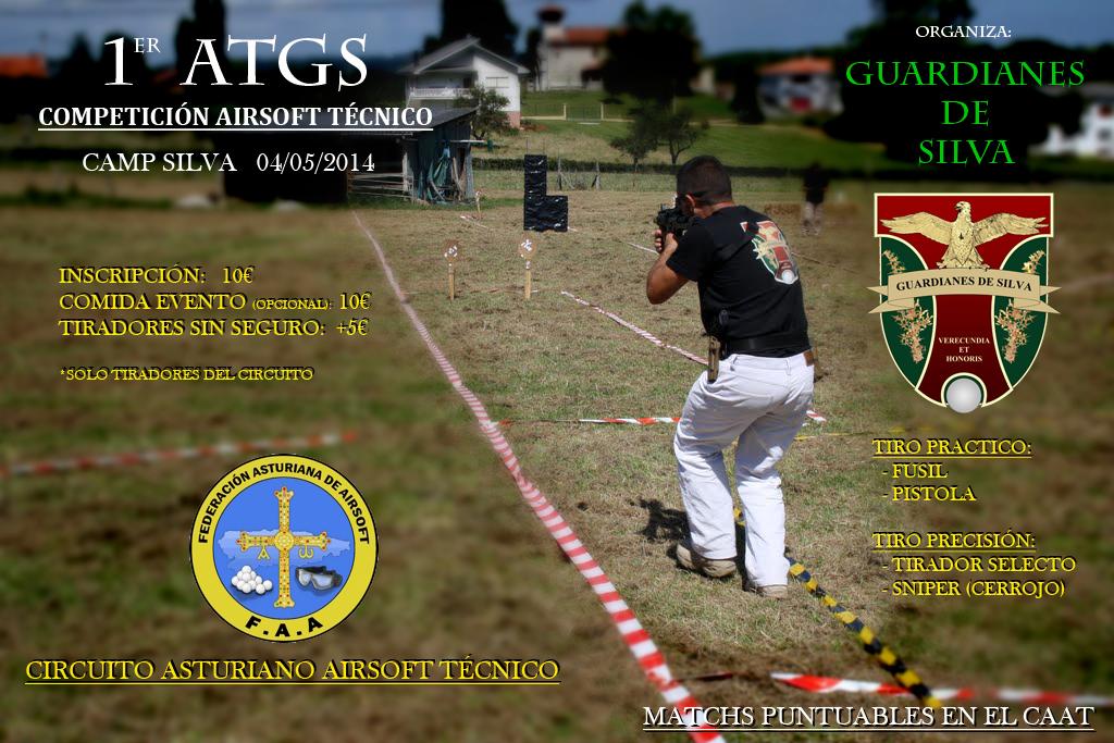 cartel 1ºATGS
