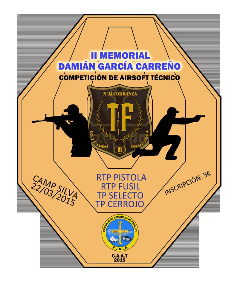 Cartel II memorial DGC